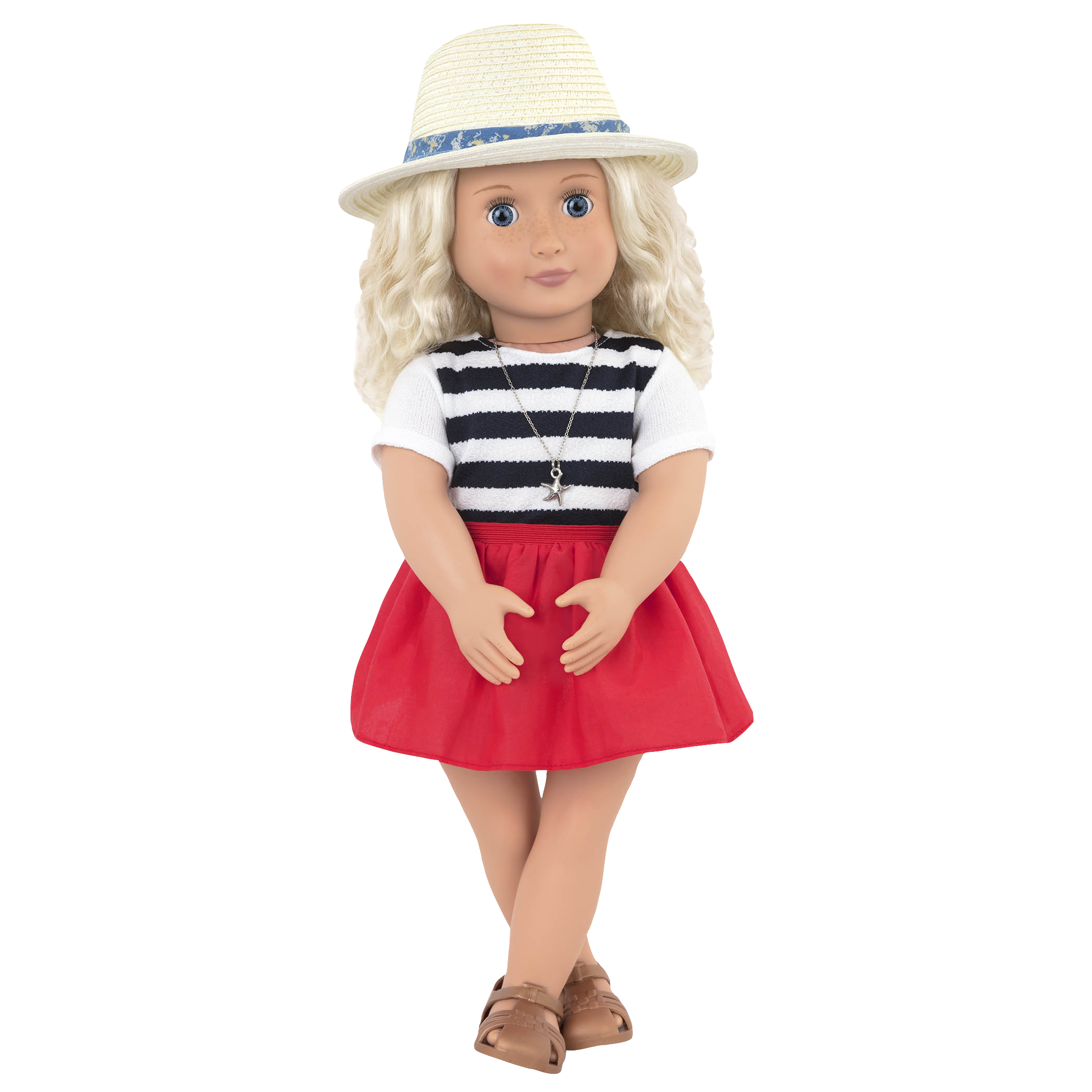 Clarissa 18-inch Doll with Summer Outfit