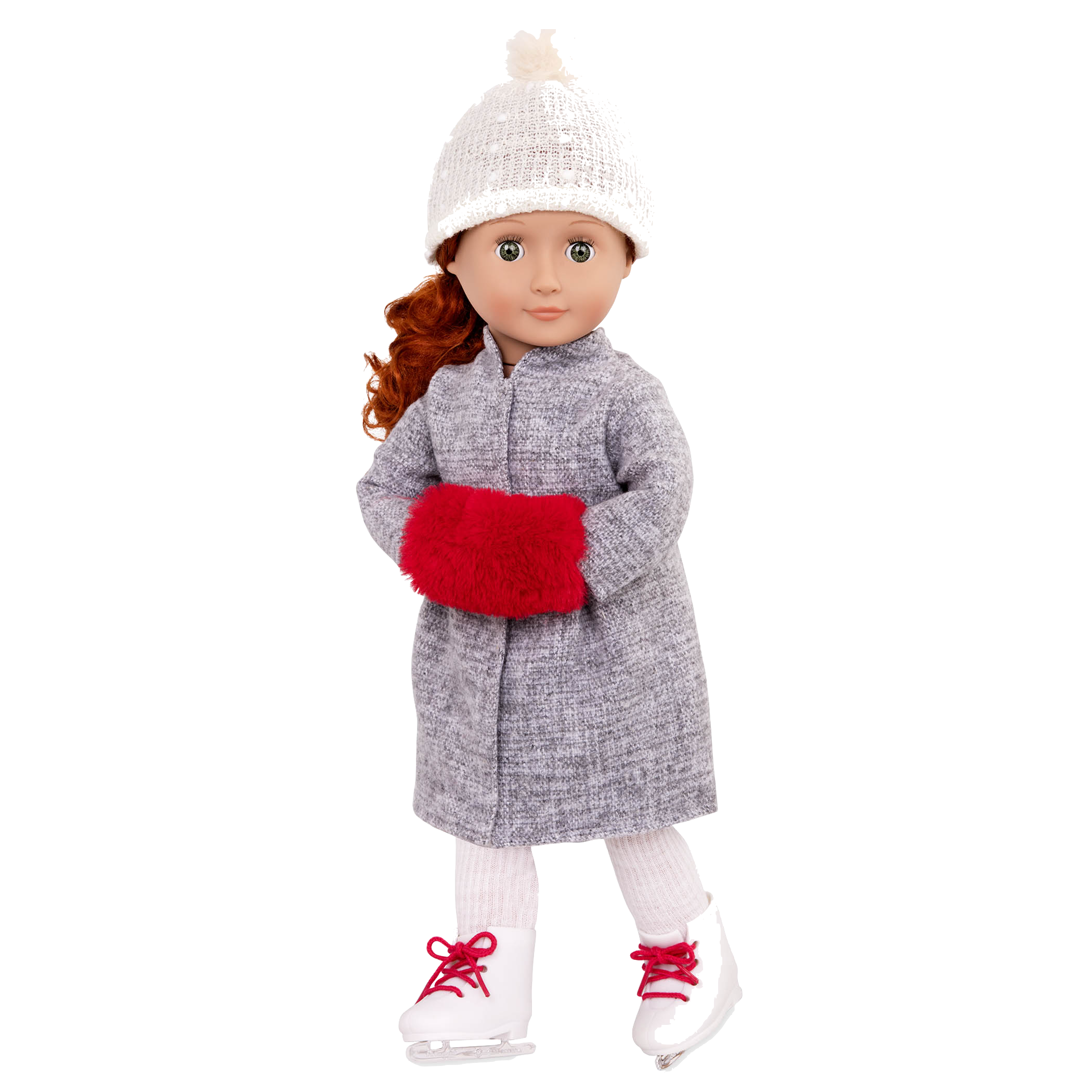 Chic Skate skating outfit Sia doll wearing muff02
