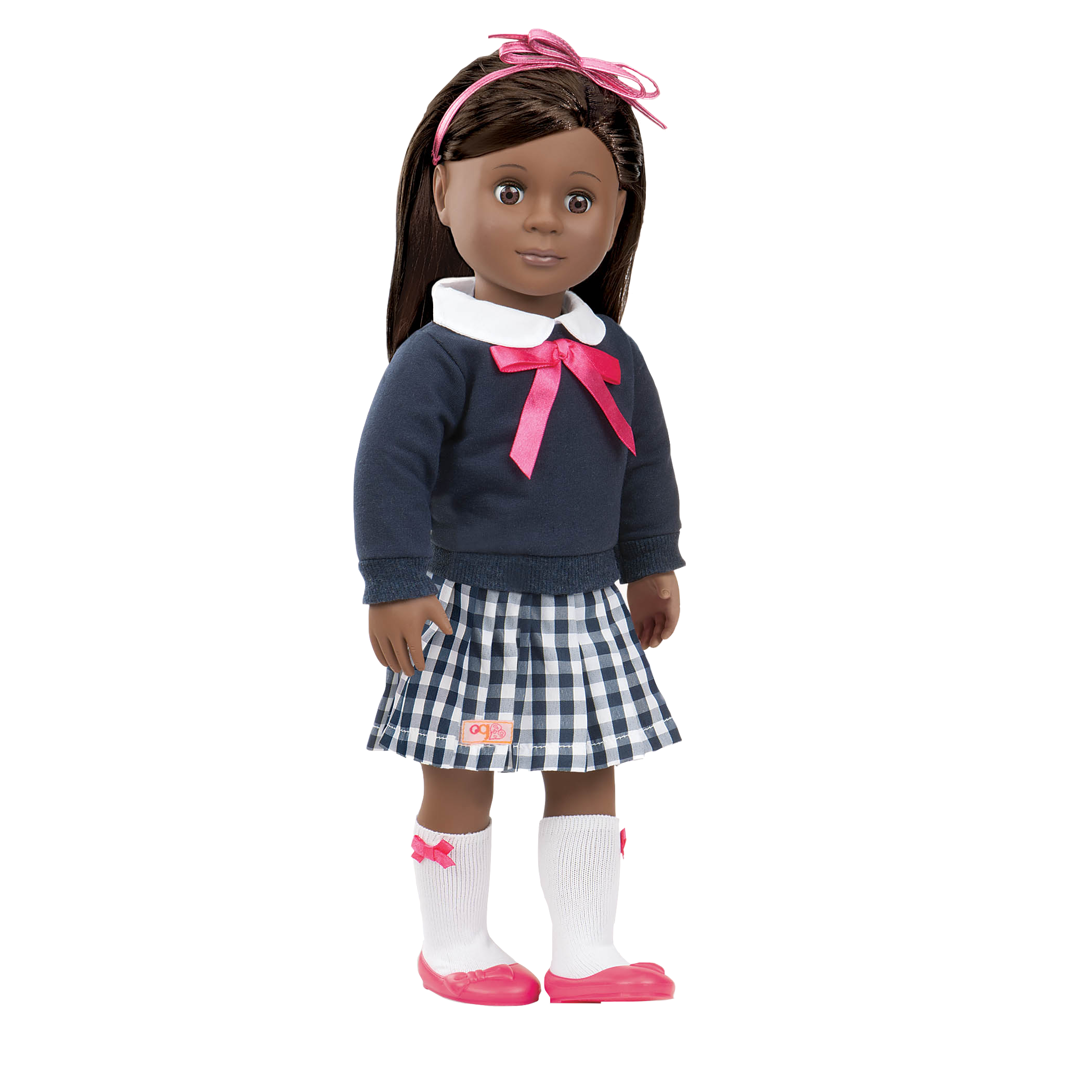 Maeva 18-inch School Doll