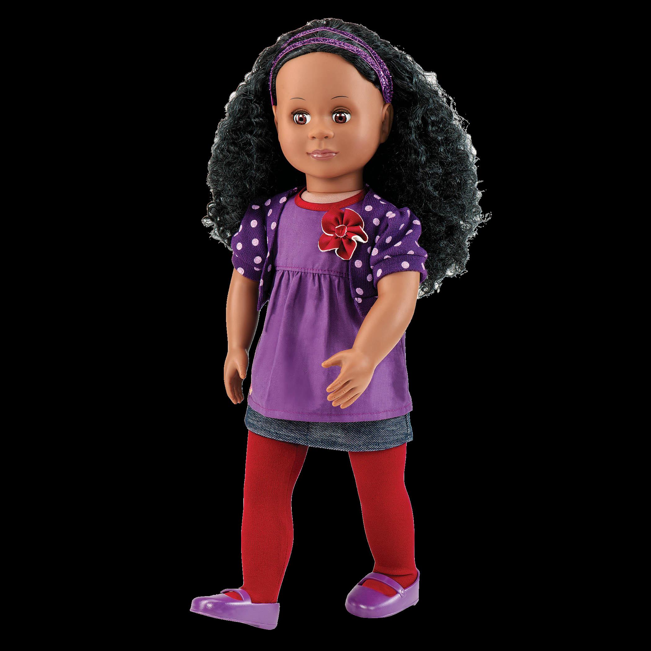 Abrianna 18-inch Doll