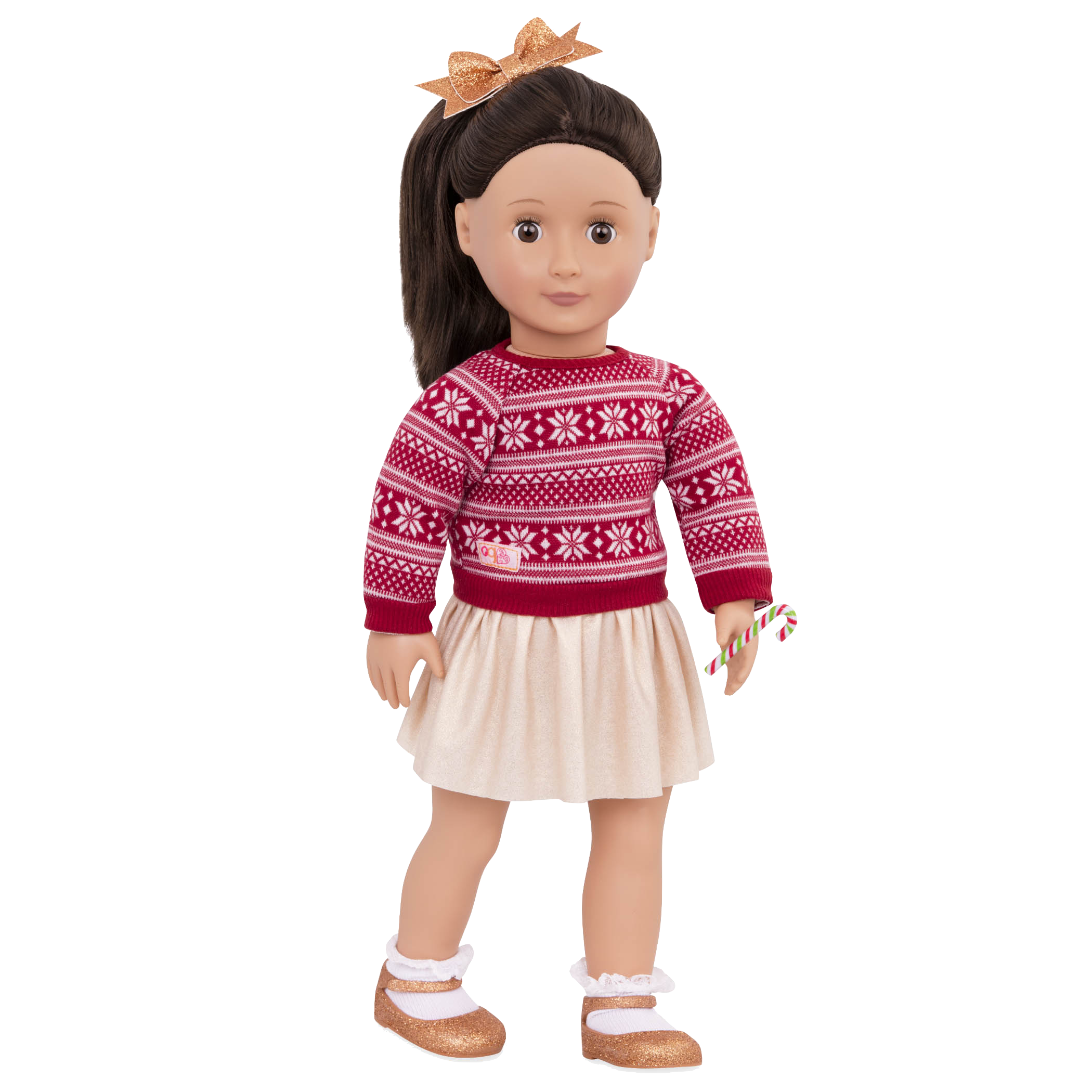 Sweet Holiday outfit Kaihily doll wearing