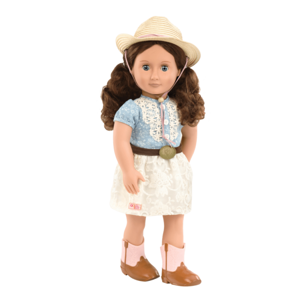 Arizona 18-inch Riding Doll