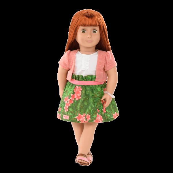 Kelly Ann 18-inch Doll