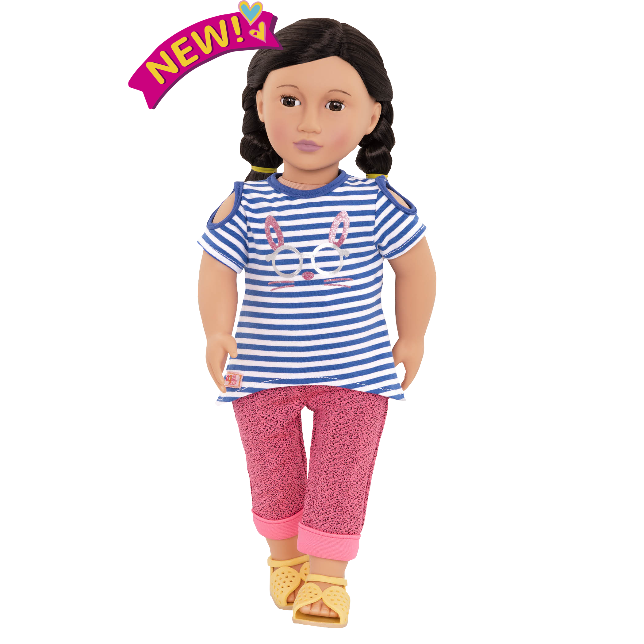 Leticia 18-inch Doll in Summer Outfit