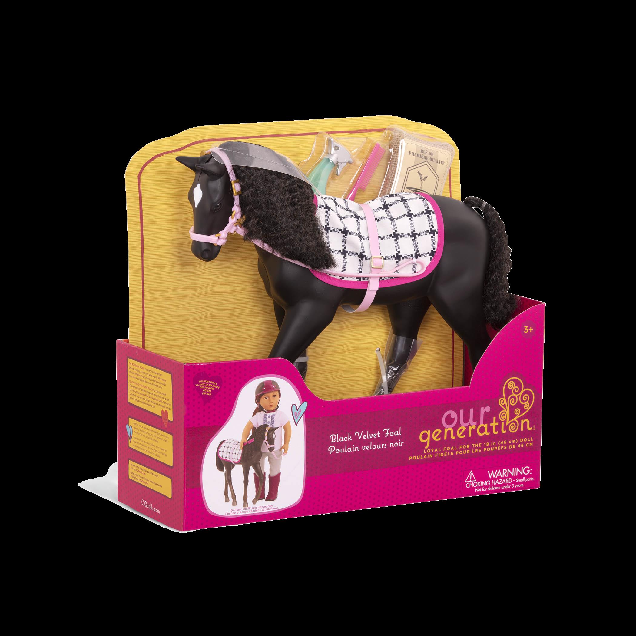 Black Velvet Foal package03