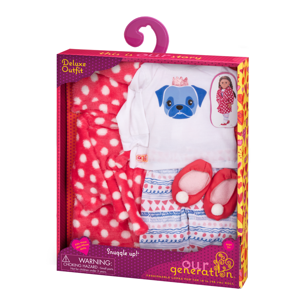 Snuggle Up deluxe pajama outfit package02