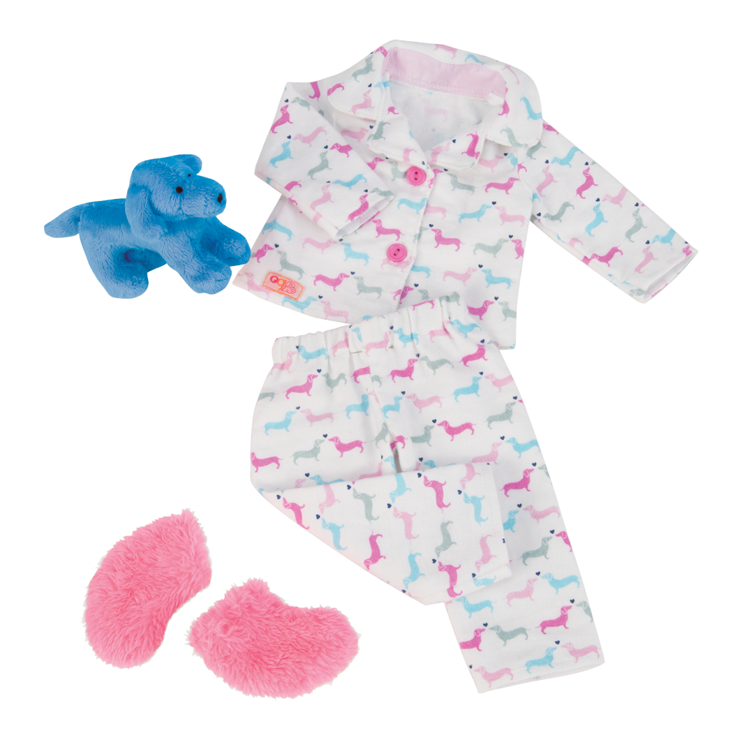 Bright Days and Cozy Nights Outfit Bundle pajama set