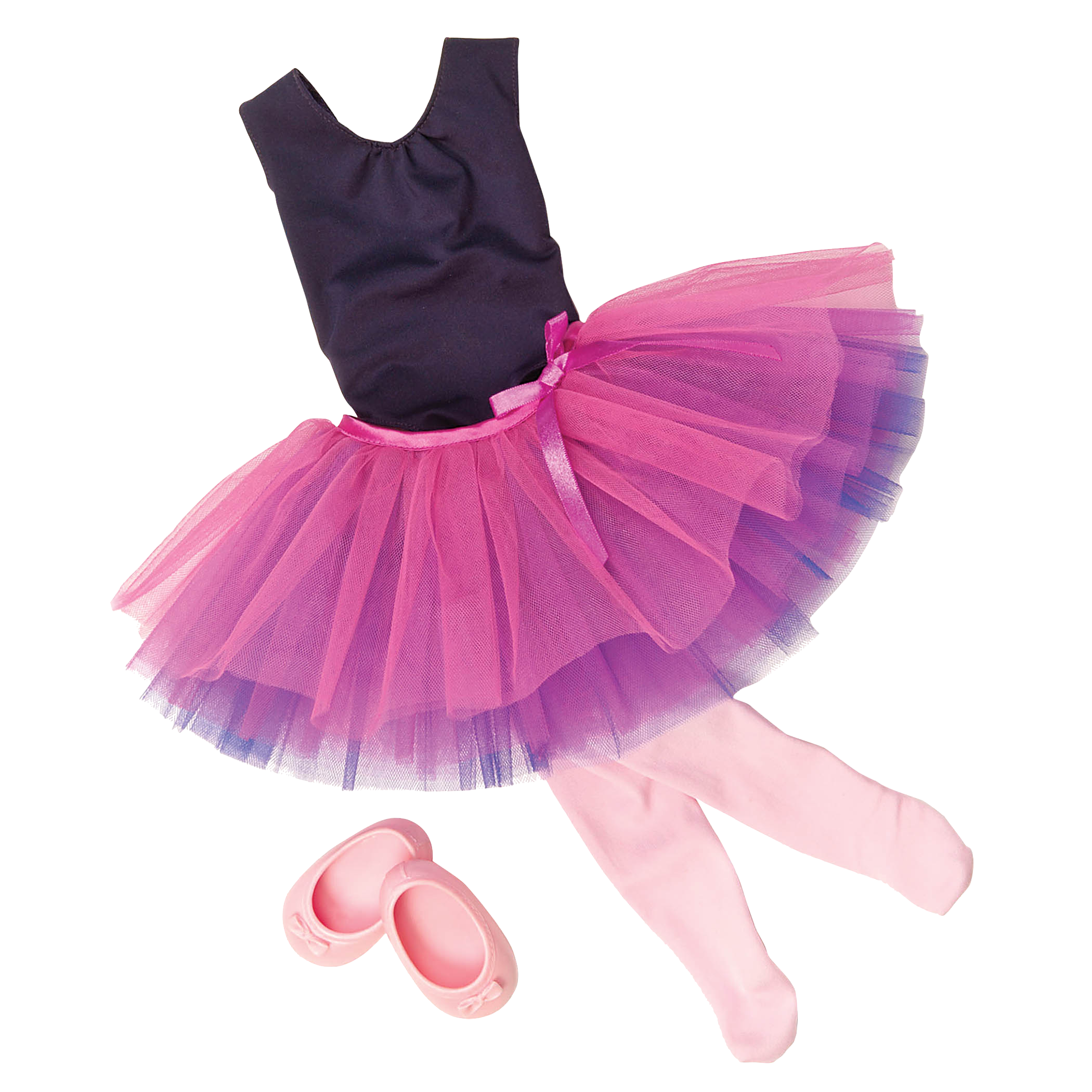Work Dance Sleep Outfit Bundle Ballet set