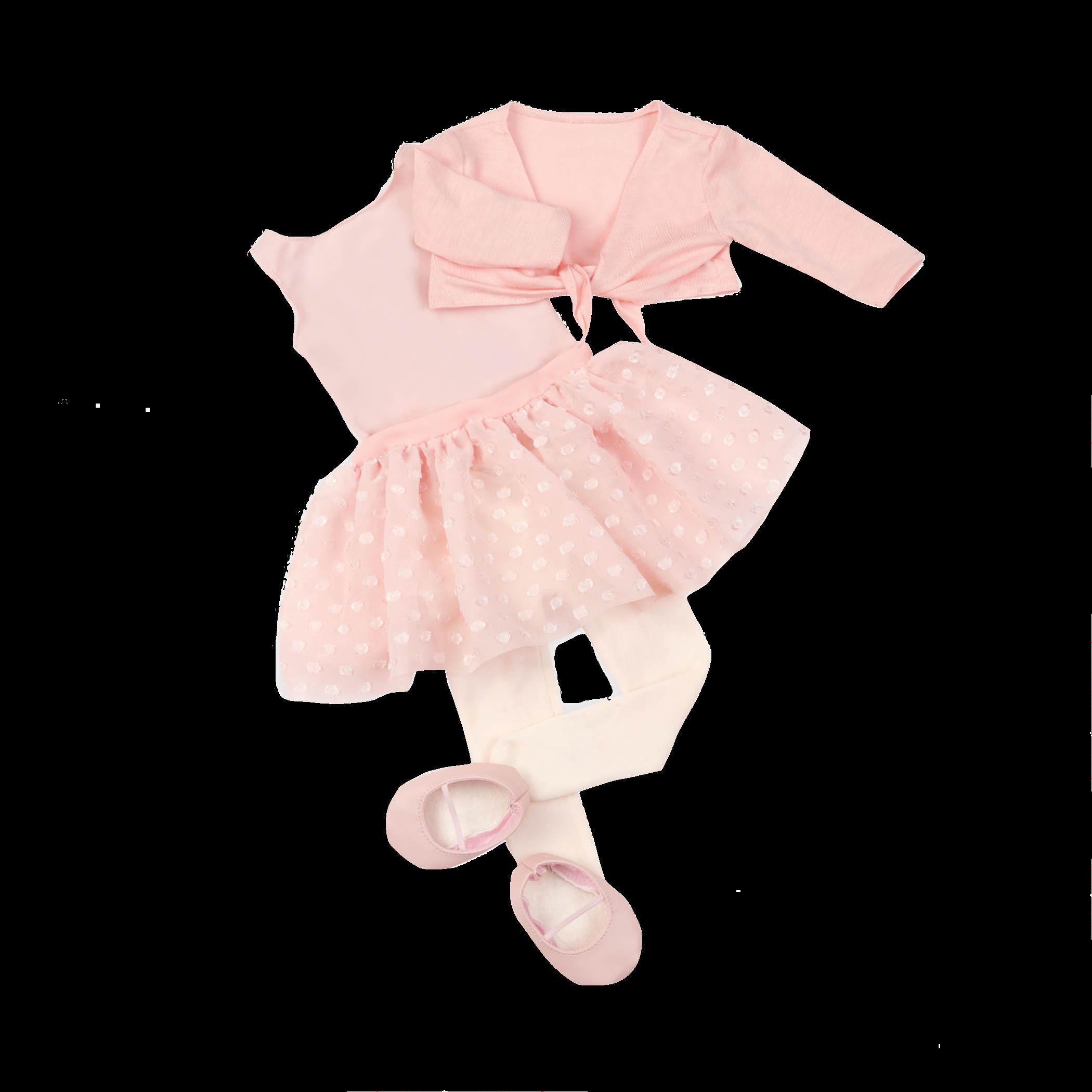 Swim Dance Dream Outfit Bundle ballet set