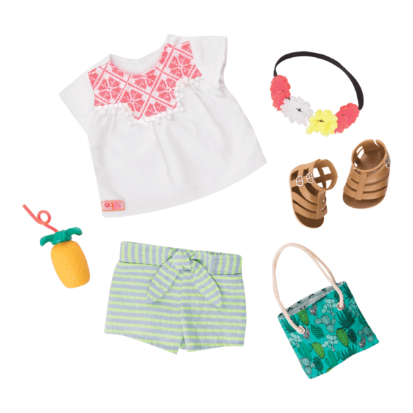 Cuddles and Fun outfit bundle summer clothes