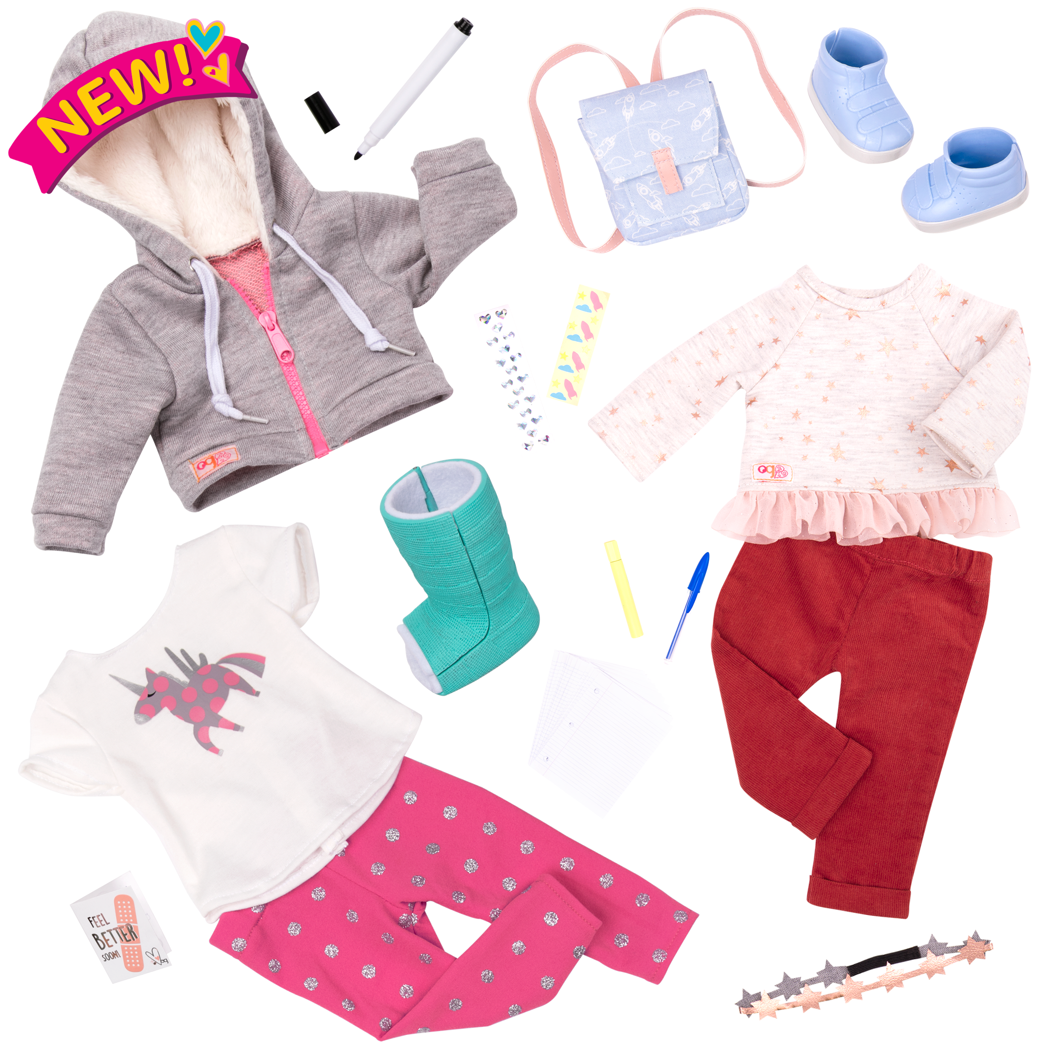 Best Medecine outfit bundle all components
