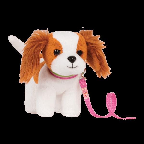 6-inch plush King Charles Spaniel Pup