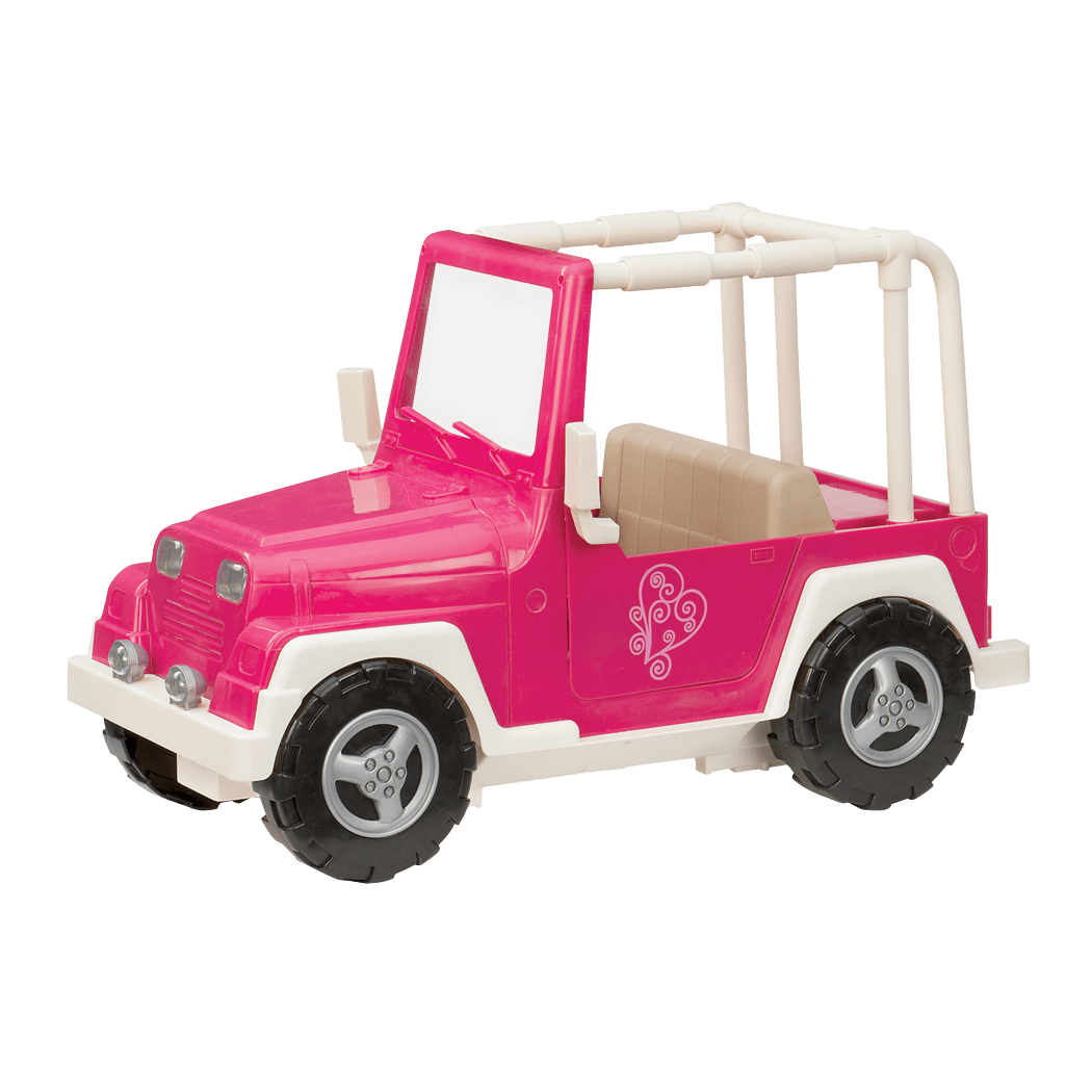 My Way and Highways 4x4 Vehicle for Dolls