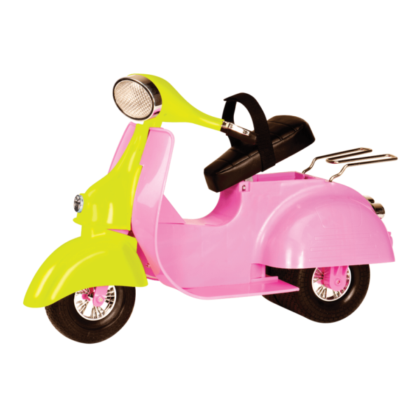 Ride in Style pink and green package01