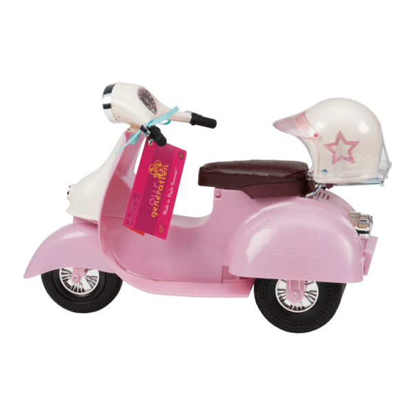 Ride in Style pink and ivory package02