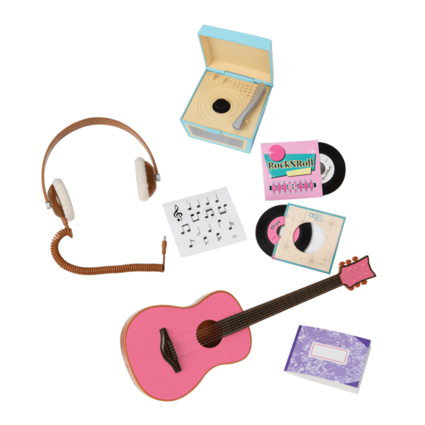 Retro Records Music Accessory for 18-inch Dolls