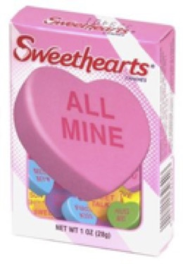 Sweethearts Candy Hearts Picture