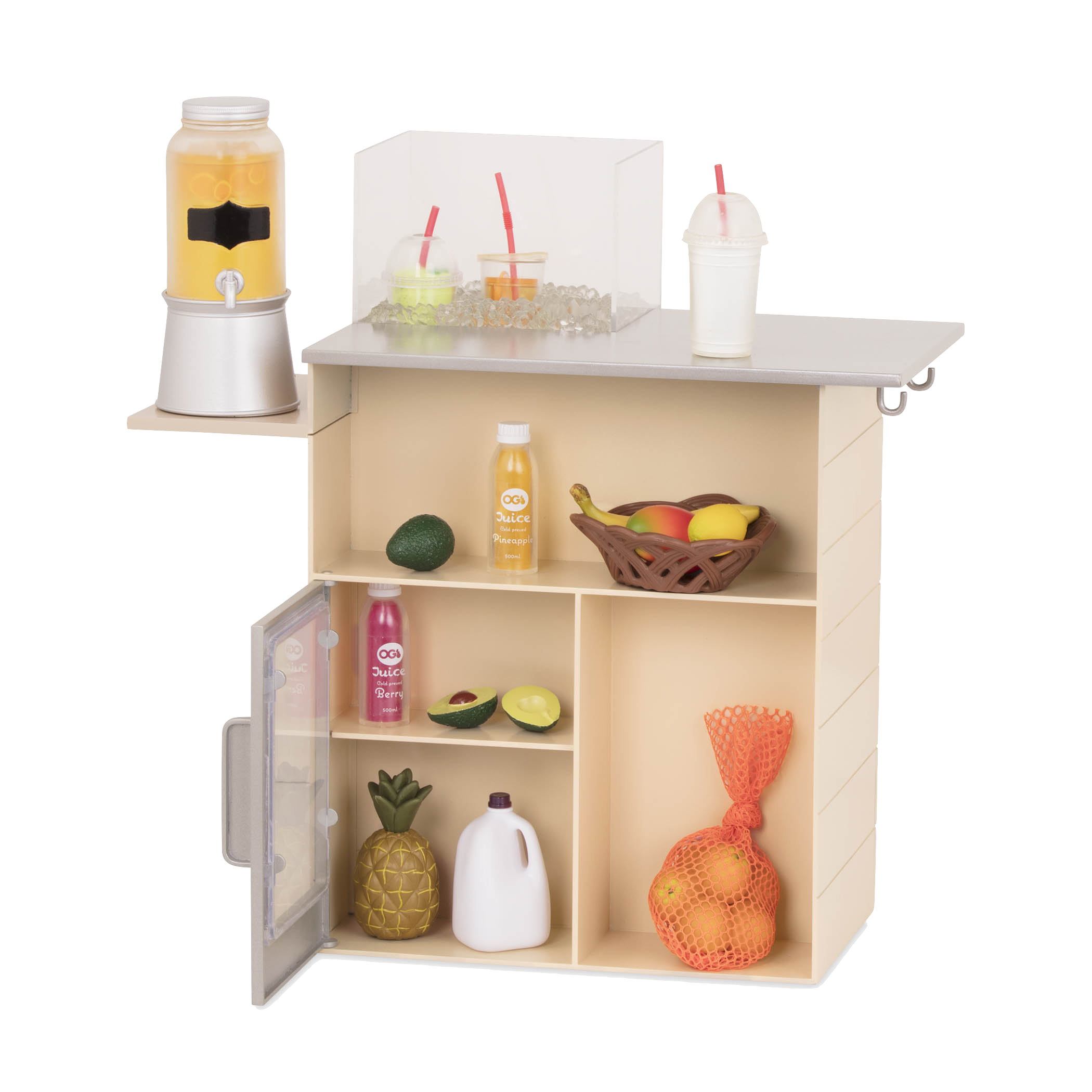 OG's Juice Bar Deluxe Accessory Set for 18-inch Dolls
