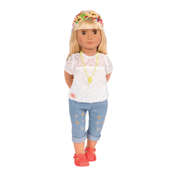 Rowan 18-inch Summer Doll