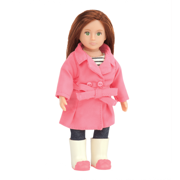 BD33007A Mini Lana 6 inch Doll