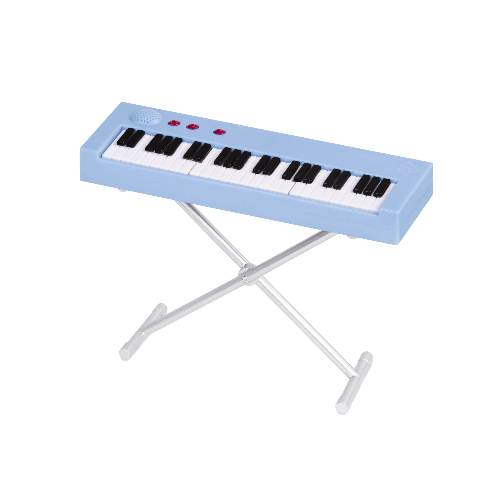 School Band Playset keyboard detail
