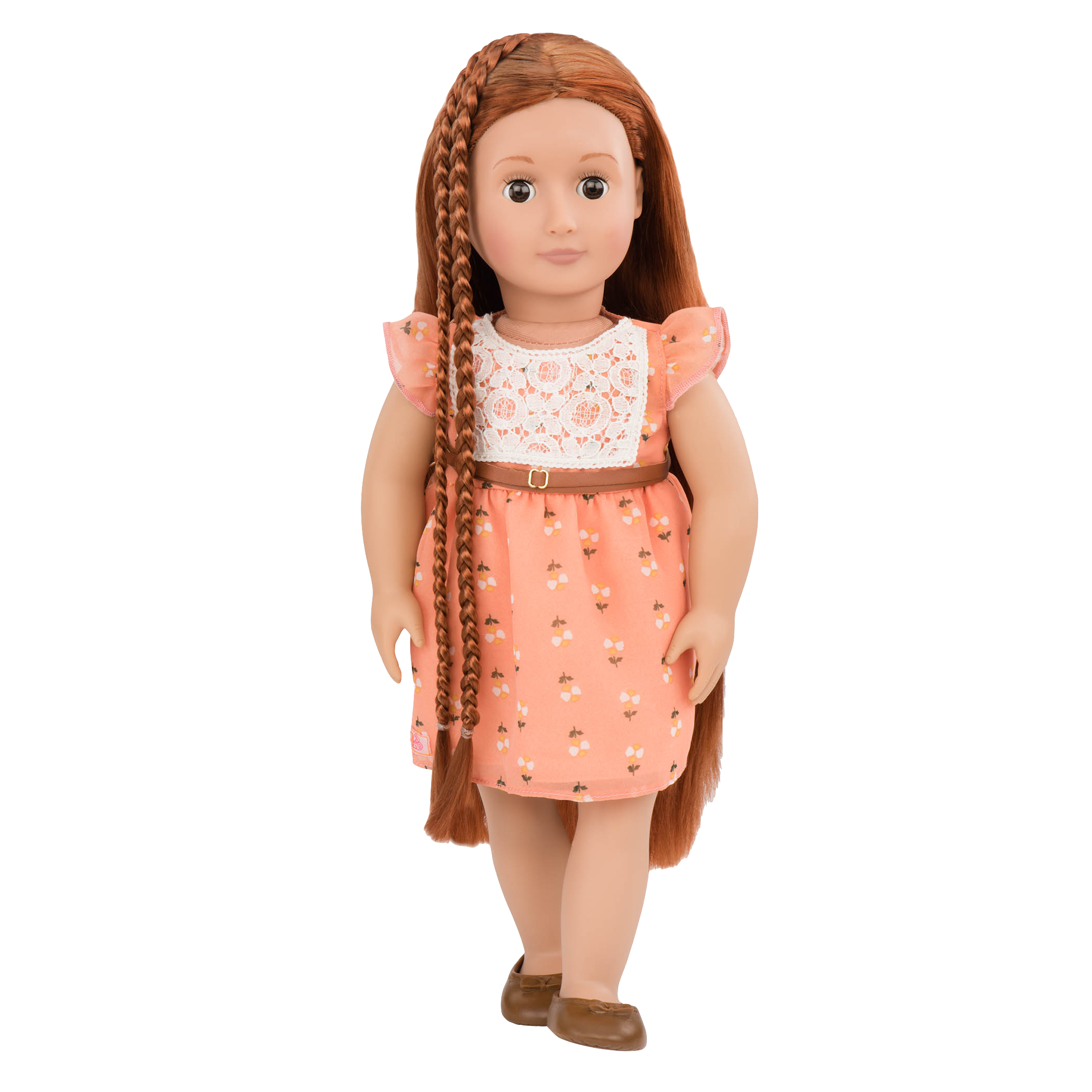 BD31071 Patrice Hairplay Doll standing up