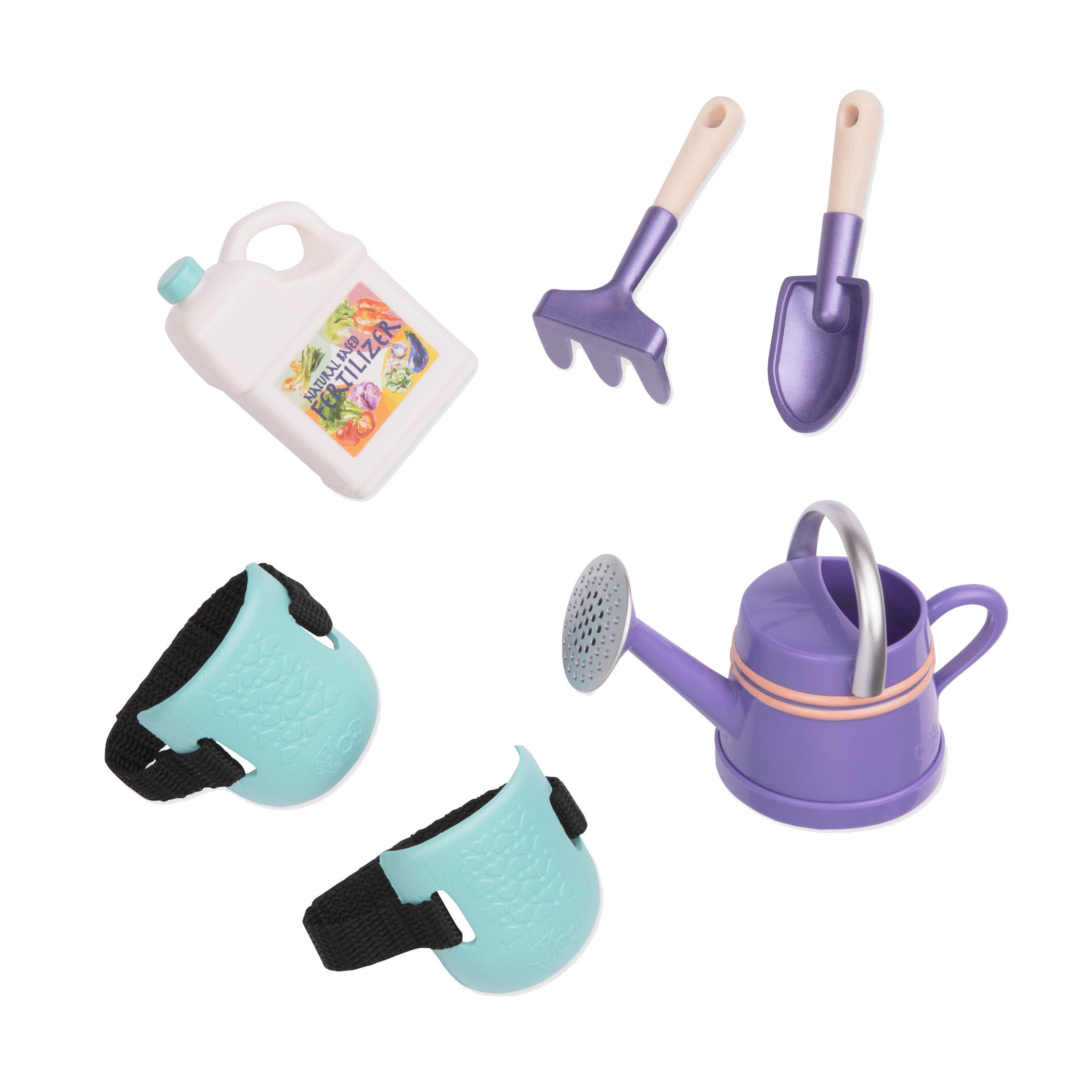 Happy Harvest Accessory Set - Garden Tools for 18-inch dolls