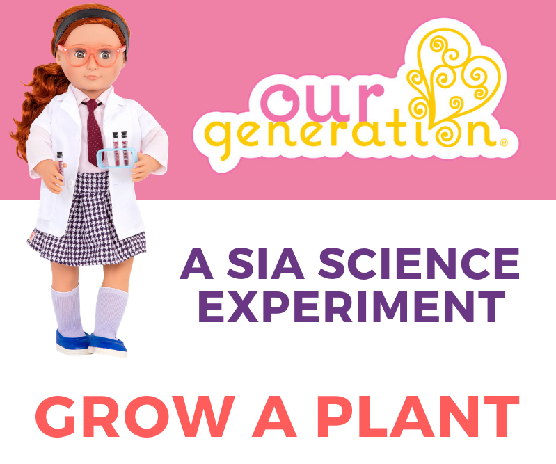 Grow and Pea Plant with Sia the Scientist!