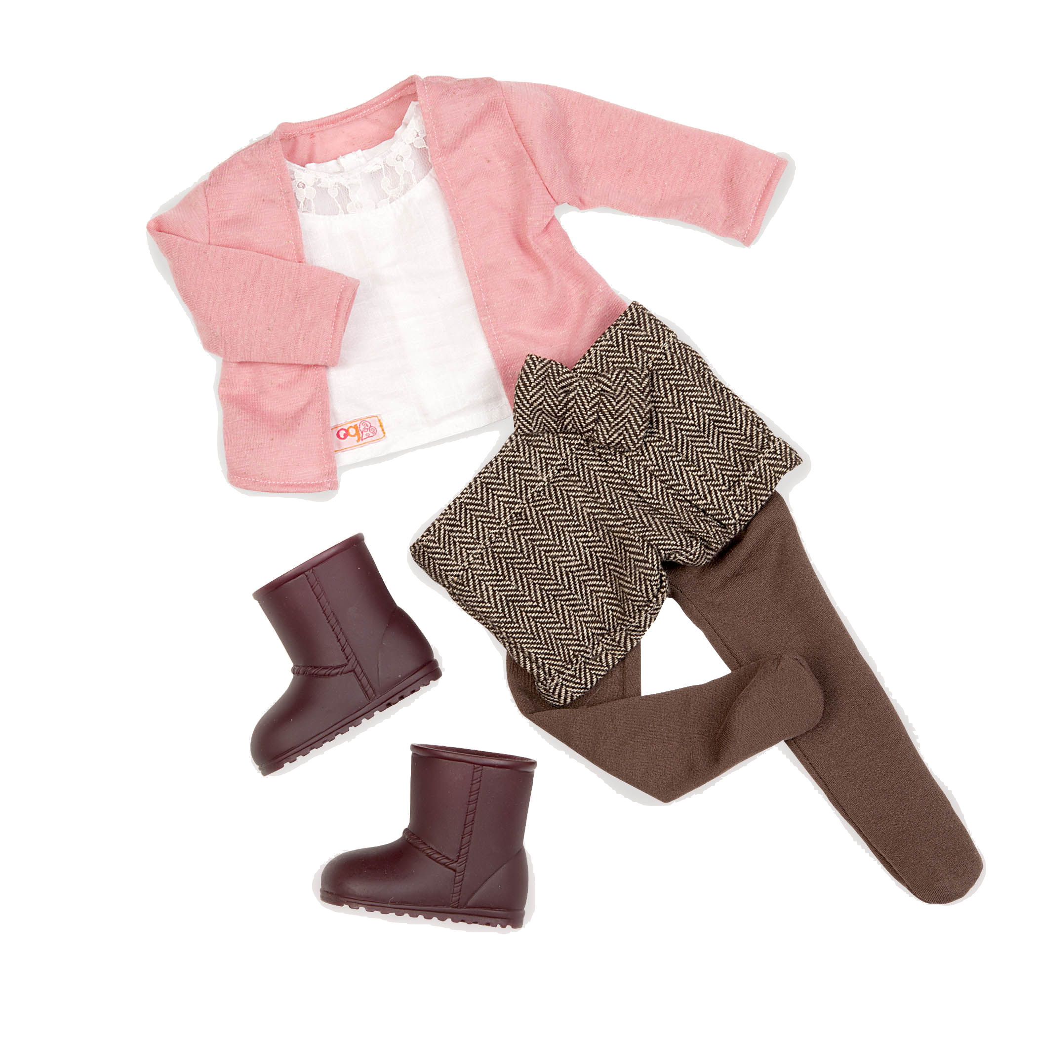 Country Classic Outfit for 18-inch Dolls