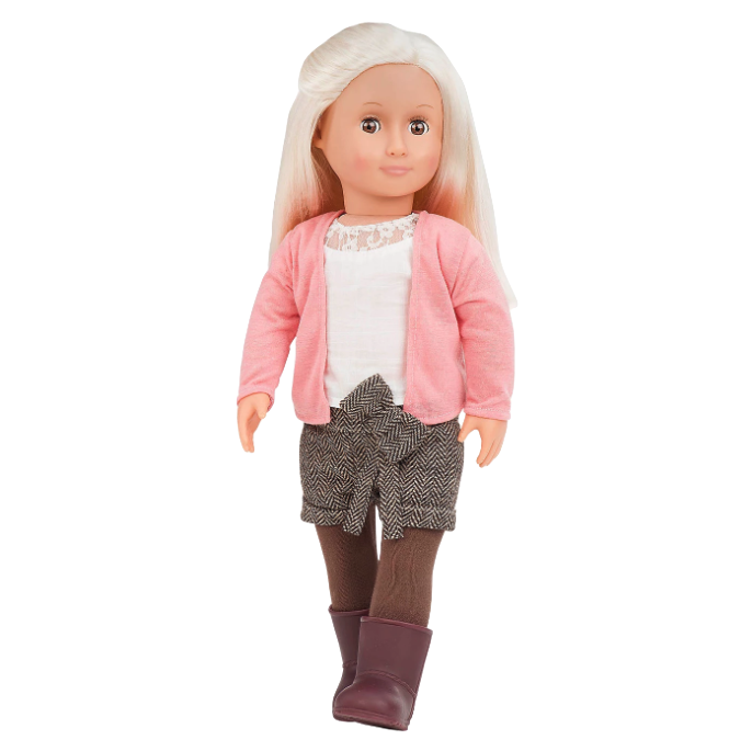 Rose wearing the Country Classic Outfit