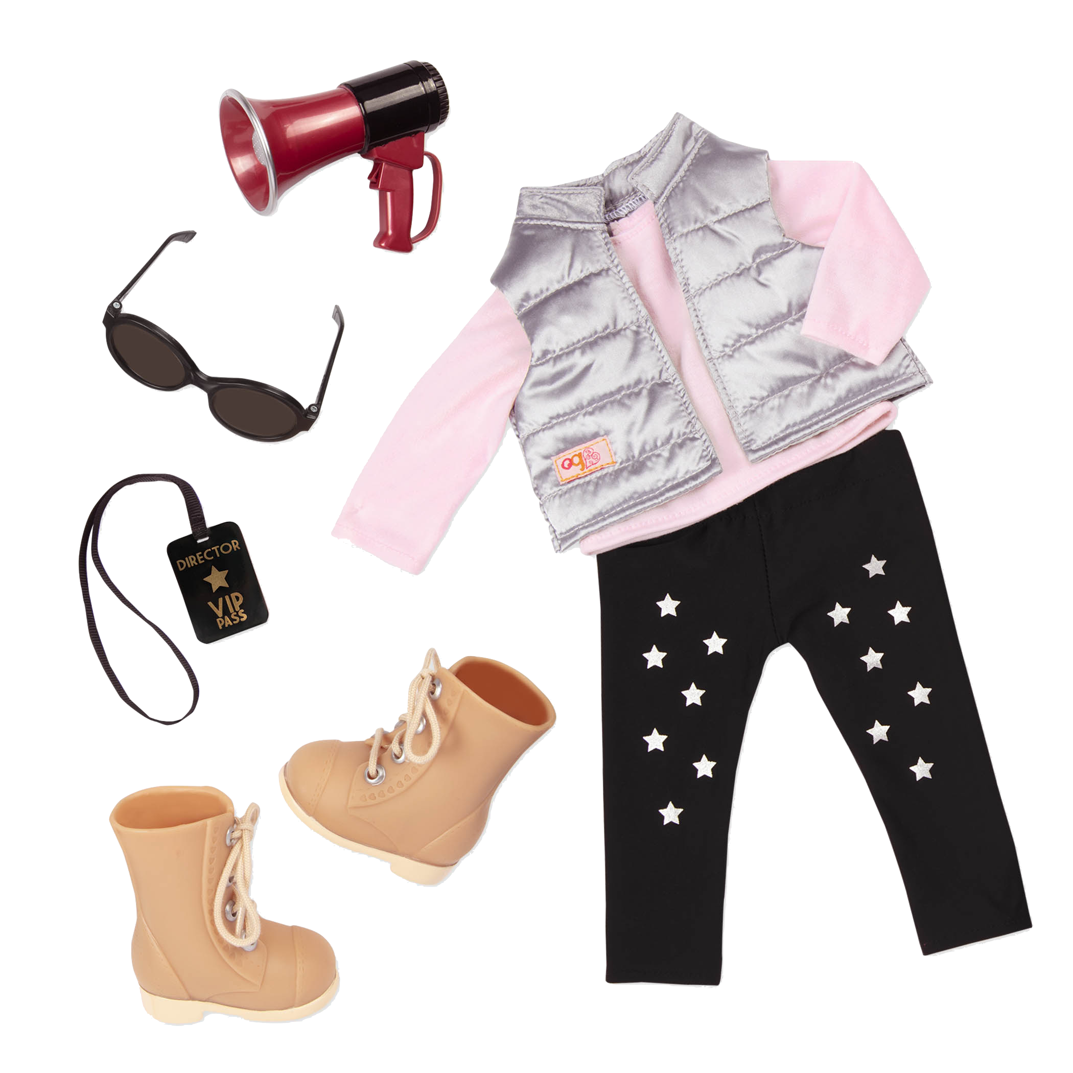 Director's Cut - Deluxe Doll Movie Director Outfit