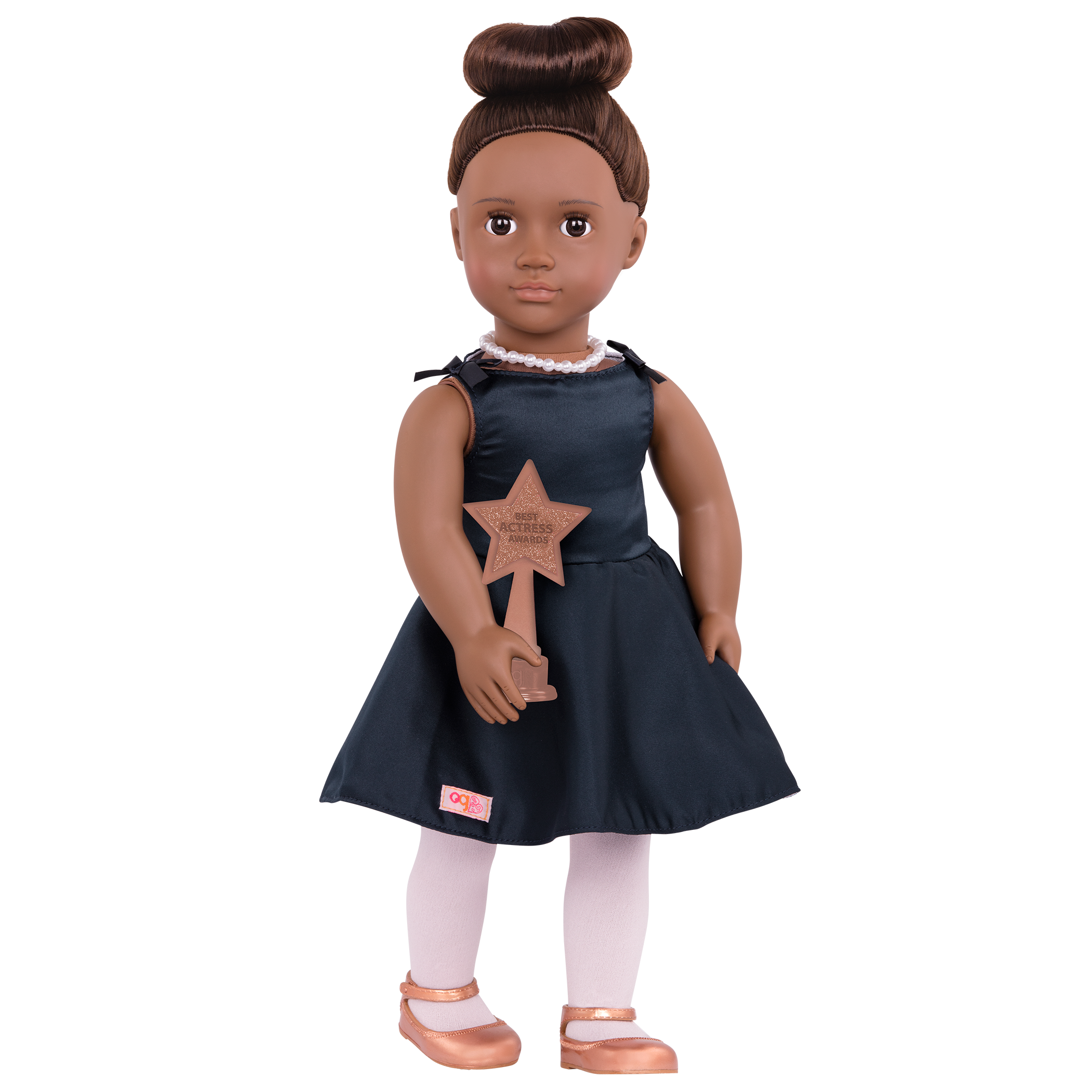 Malika Regular 18-inch Actress Doll