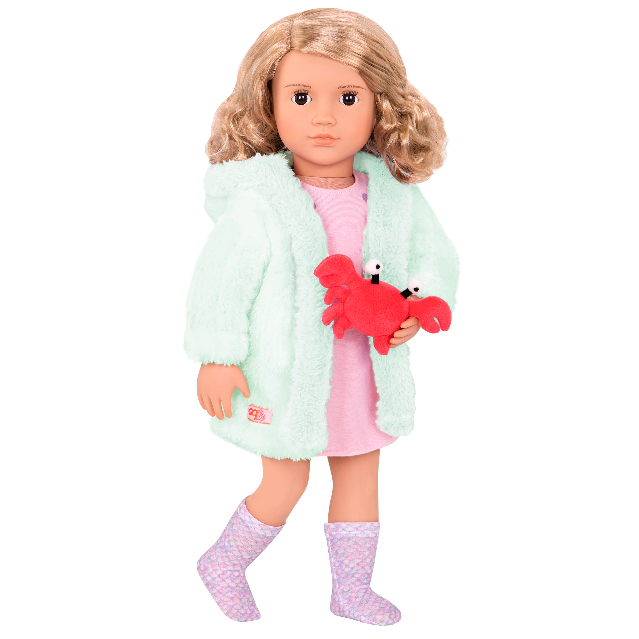 Noelle wearing Seaside Dreaming outfit