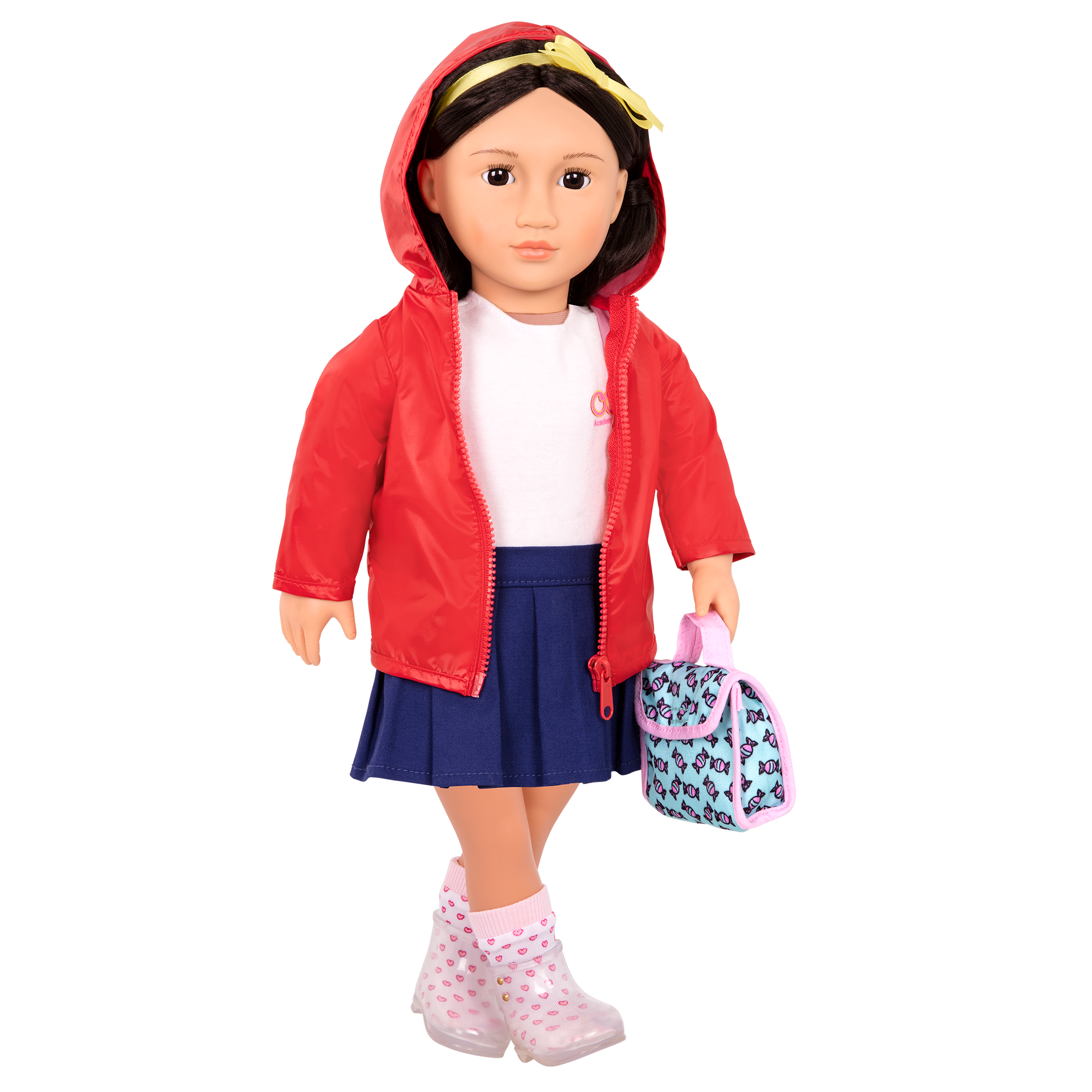 Rainy Recess  Doll School Outfit  Our Generation