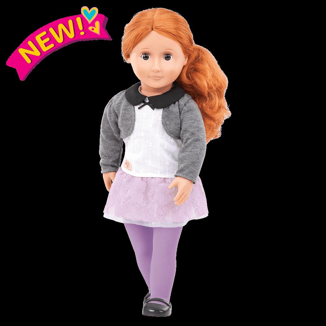 Ella Grace 18-inch Doll