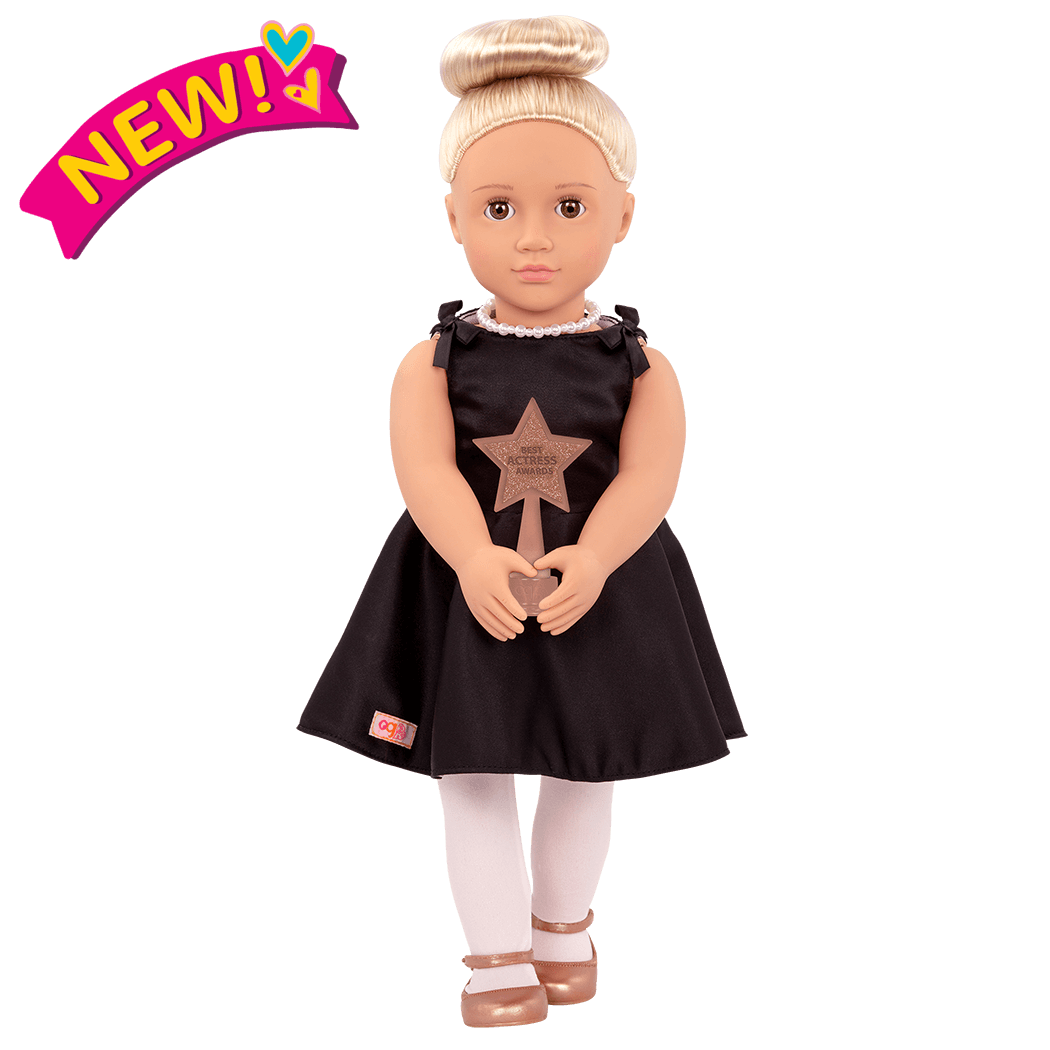 Rafaella Regular 18-inch Actress Doll
