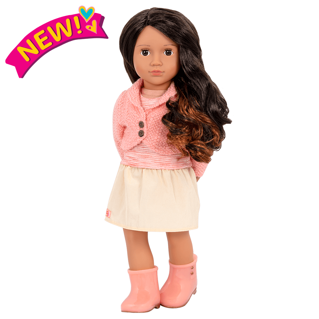 Maricela Regular 18-inch Doll