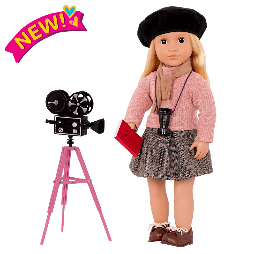 Kathleen Regular 18-inch Director Doll