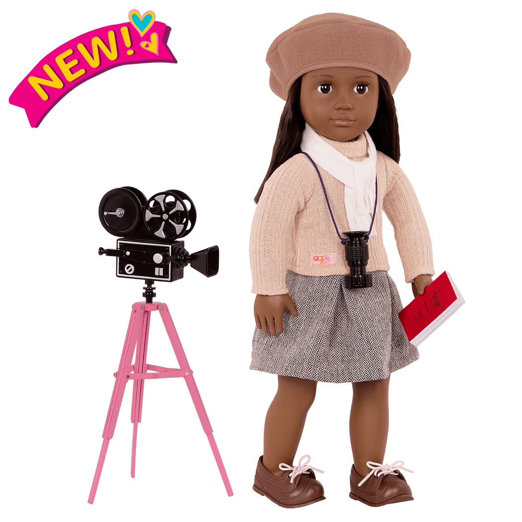 Diandrea Regular 18-inch Director Doll