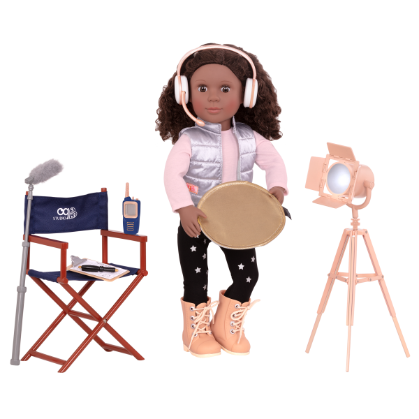 Set the Scene Movie Accessory with Dedra