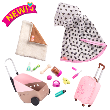 Passenger Pets Travel Accessory for 18-inch Dolls