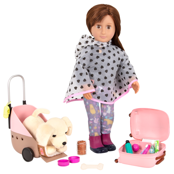 Doll PET ACCESSORIES~U CHOOSE~ Bed~Dog~Toys~Carrier American Girl//Our Generation