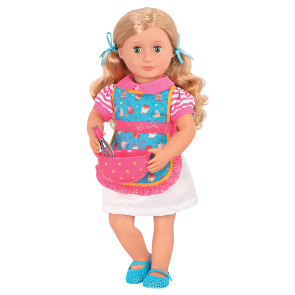 Gourmet Kitchen with Jenny Bundle for 18-inch Dolls