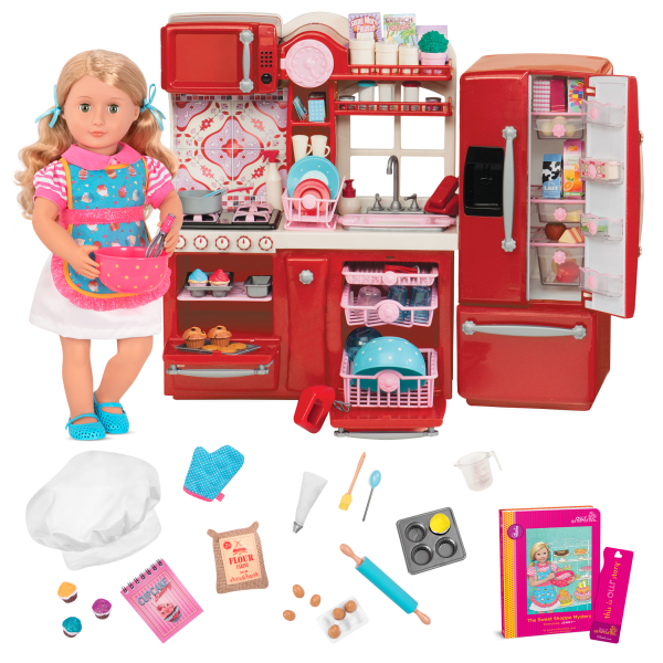 Deluxe Cooking Doll Jenny