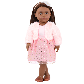 18-inch Fashion Doll Riya