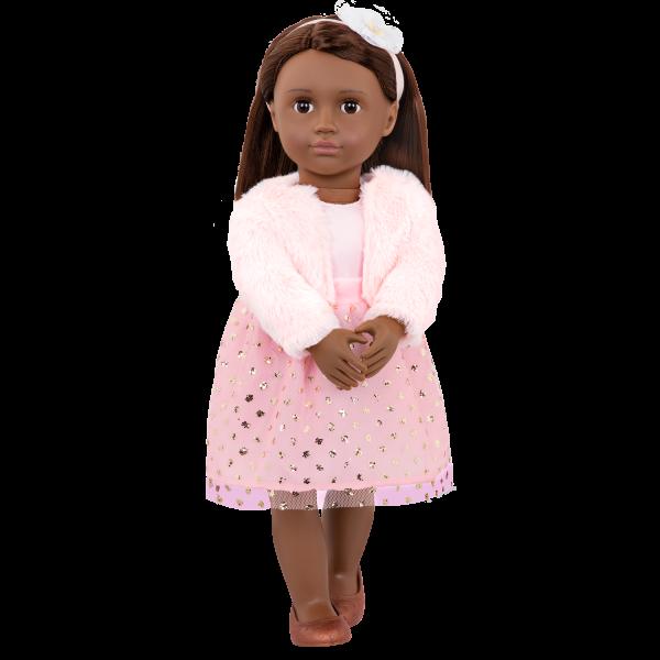 18-inch Fashion Doll Riya with Outfit
