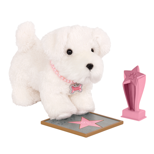 Paws for Applause Pup Set for 18-inch Dolls Accessories