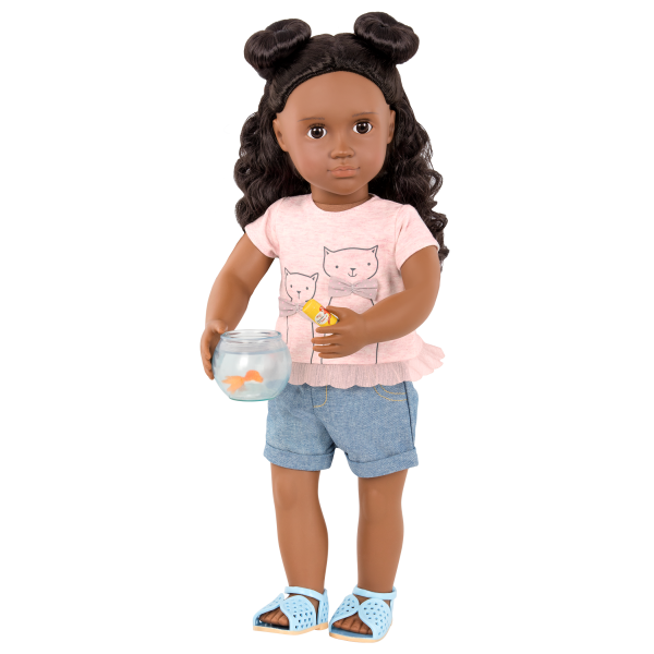 Playtime Pets Outfit for 18-inch Dolls with Accessories