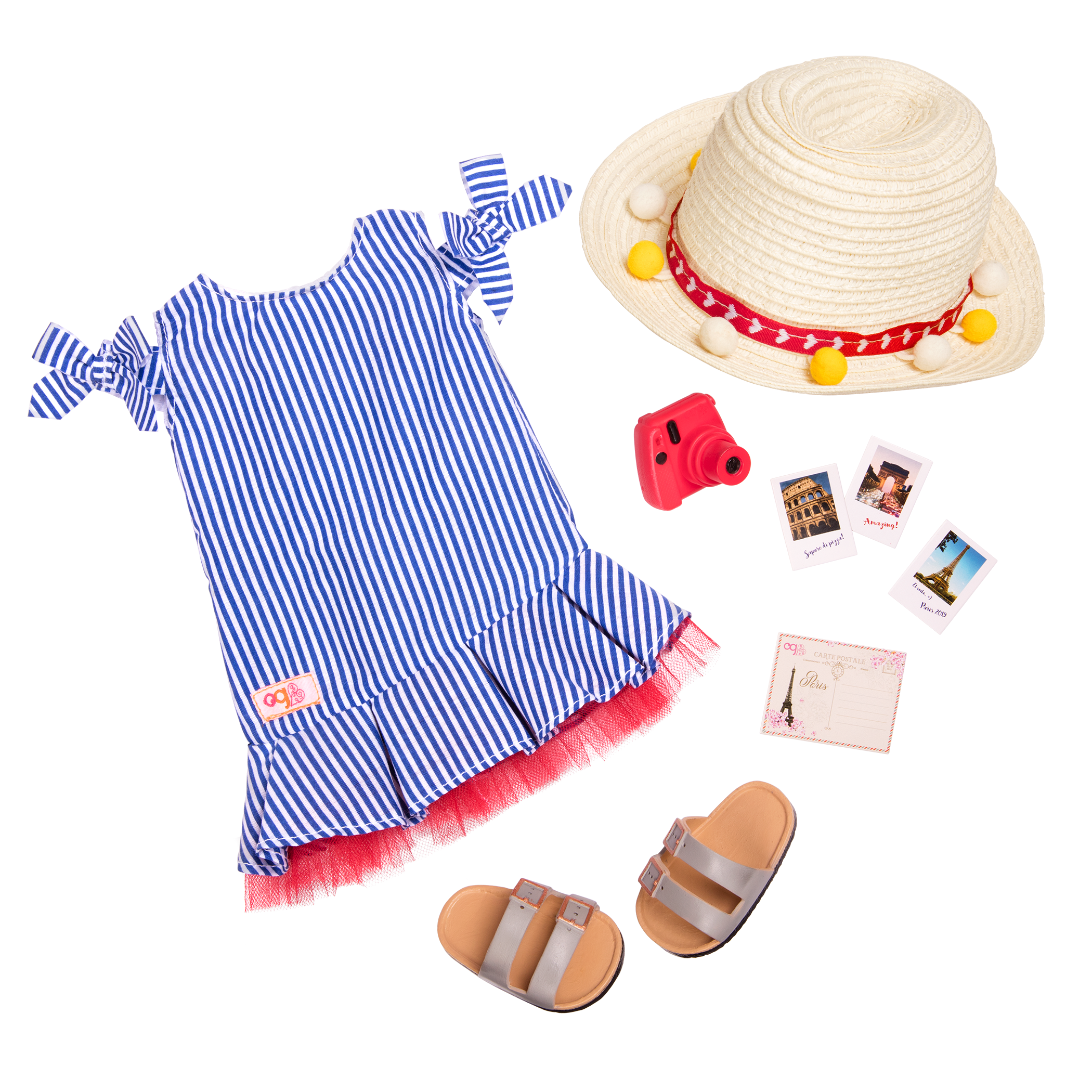 Sweet Souvenirs 18 Inch Doll Outfit Our Generation