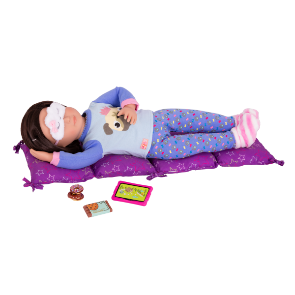 Slumber Delight Sleepover Set with Every Accessories